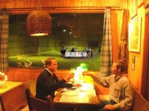 Restaurant Peerstall