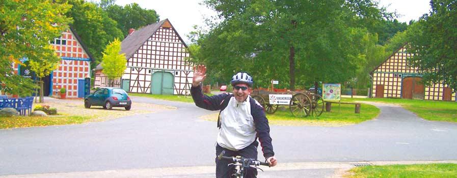 Radfahren im Wendland